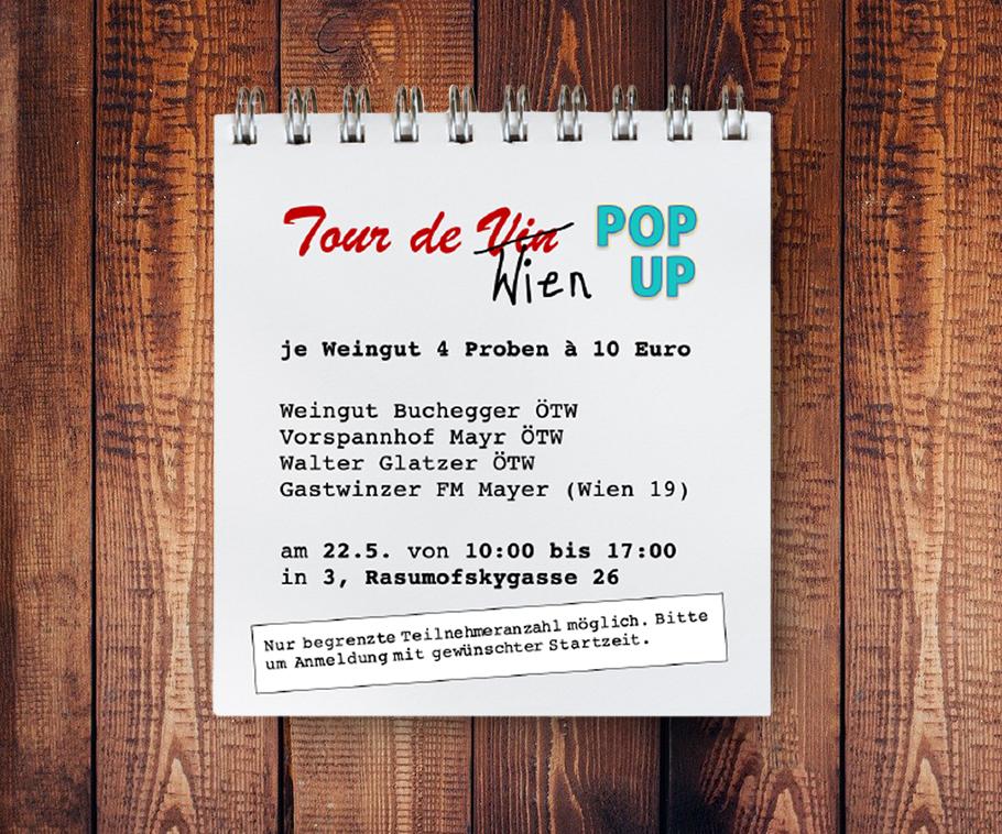 Buchegger Tour de Wien