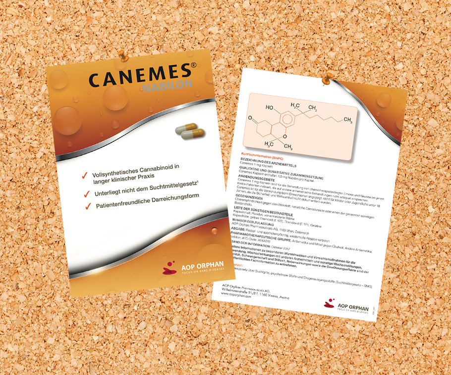 Canemes Pinnwand_A5