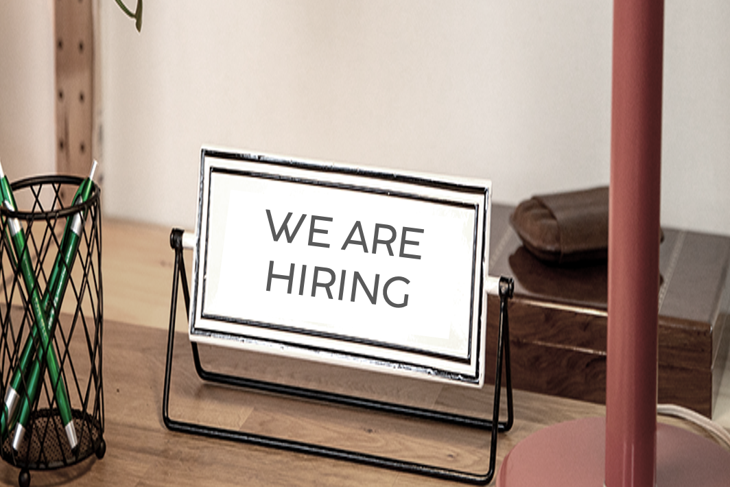 COCOCOM WE ARE HIRING